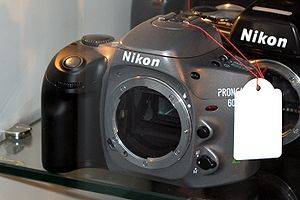 Advanced Photo System - The Nikon Pronea 600i