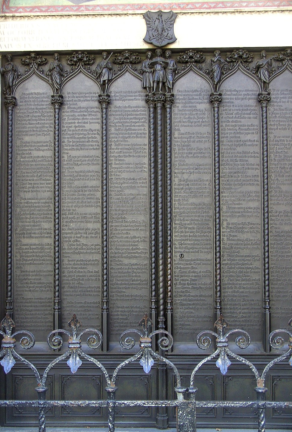 Ninety-Five Theses, Wittenberg