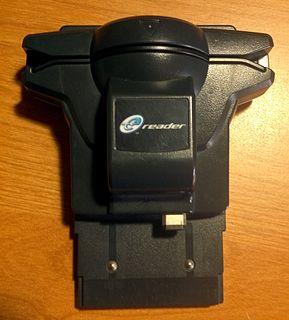 Nintendo e-Reader Game Boy Advance accessory