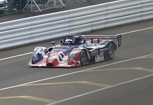 G-Force Technologies - One of the Nissan R391s.