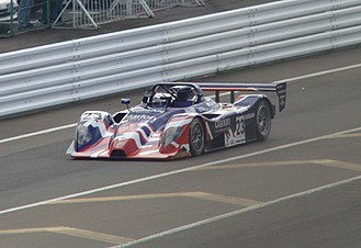 Nissan R391 - One of the Nissan R391s.