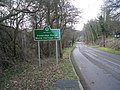 No mistaking where you are. - geograph.org.uk - 714780.jpg