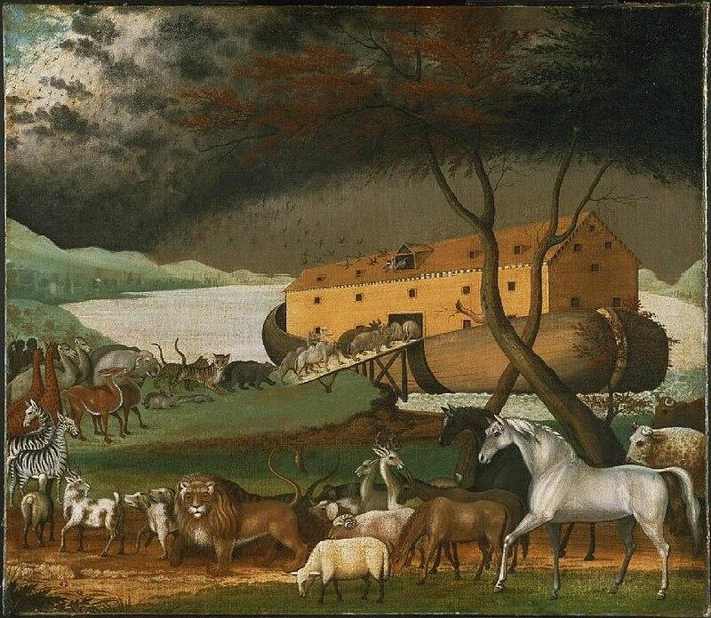 Heti szakasz október 24-én: Mózes1(6:9–11:32.)