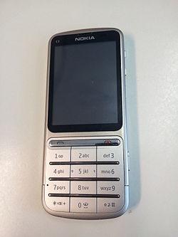 Nokia C3-01 — Википедия