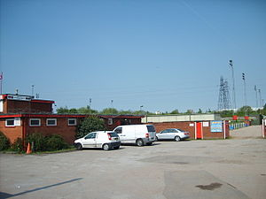Willenhall Town F.C. - The club's former home ground, Noose Lane