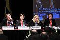 Nordiska samarbetsministrarna vid Nordiska Radets session i Reykjavik. 2010-11-04.jpg
