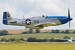 "North American P-51D Mustang '414237 - HO-W' ""Moonbeam McSwine"" (F-AZXS) (35903190182).jpg"