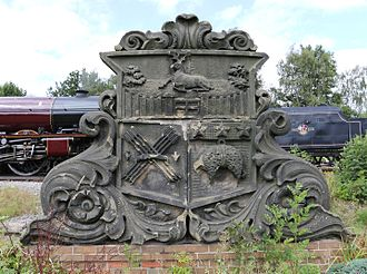 North Midland Railway - Image: North Midland Railway crest