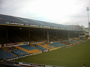 Headingley Rugby Stadium - North Stand