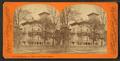 Northwest corner, Rush and Huron Streets, by P. B. Greene.png