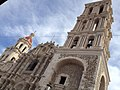 Nubes en la Catedral de Santiago de Saltillo.JPG