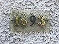 Numéro 1693 de la rue Centrale à Beynost.JPG