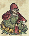 Nuremberg chronicles f 249v 3 (Franciscus philelphus).jpg
