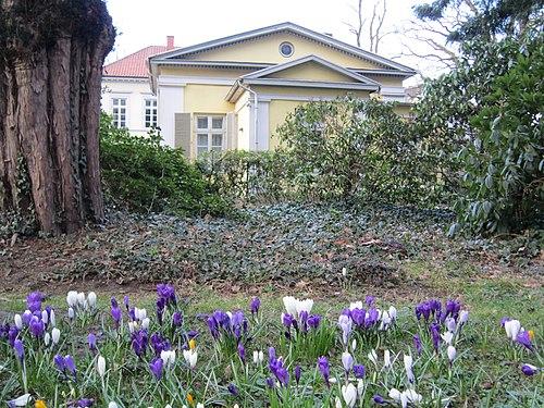 Jardín del Palacio de Oldenburgo - Wikipedia, la enciclopedia libre