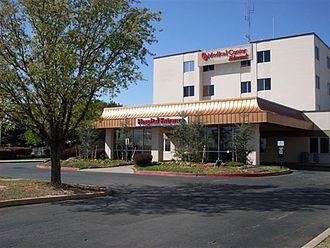 OU Medicine - Recently renovated OU Medical Center Edmond campus.