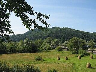 Bukovinian Subcarpathians