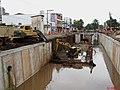 Obras anti enchente no córrego sul em Sertãozinho chegando no Savegnago Supermercado na avenida Antônio Paschoal, a grande obra irá acabar com um antigo problema de enchentes e alagamentos n - panoramio (1).jpg