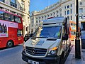 Ocado van parked on a busy road in Central London.jpg