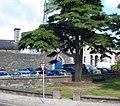 Official car park at Dundalk Garda Station - geograph.org.uk - 1904183.jpg
