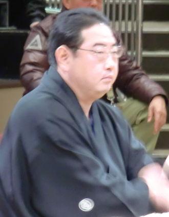 Oginohana Akikazu - Image: Oginohana 2010 Jan