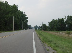 Ohio State Route 117 - Along State Route 117 in northwestern Logan County.