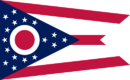 Delstatsflagg for Ohio