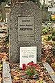 Olšany hrob N. I. Andrusov 2.jpg