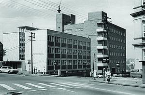 Garvan Institute of Medical Research - Original Garvan Institute building, opened in 1963.