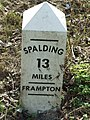 Old Milestone - geograph.org.uk - 1186353.jpg
