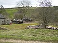 Old army tanks in disused part of quarry at Wath - geograph.org.uk - 356142.jpg