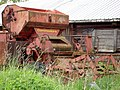 Old machine at Pokela - panoramio.jpg