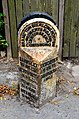 Old mile post in Conisbrough.jpg