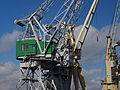 Old port cranes at Port of Antwerp, pic-009.JPG