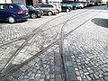 Old tram tracks, Poznan Sczanieckiej and Boguslawskiego Streets (1).jpg