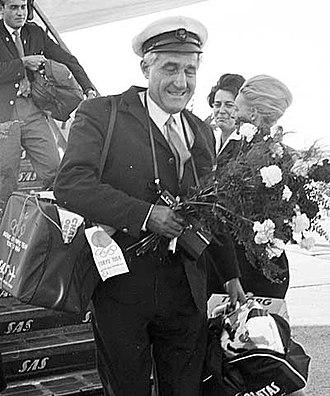 Ole Berntsen - Ole Berntsen in 1964