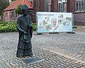 Olfen, Statue -Bischof Wolfhelm- -- 2016 -- 3959.jpg