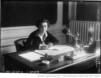 Olga Kameneva - Image: Olga Kameneva Hermana De Trotski Esposa De Kamenev