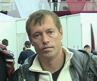 Andrei Olhovskiy - Image: Olkhovsky 2009