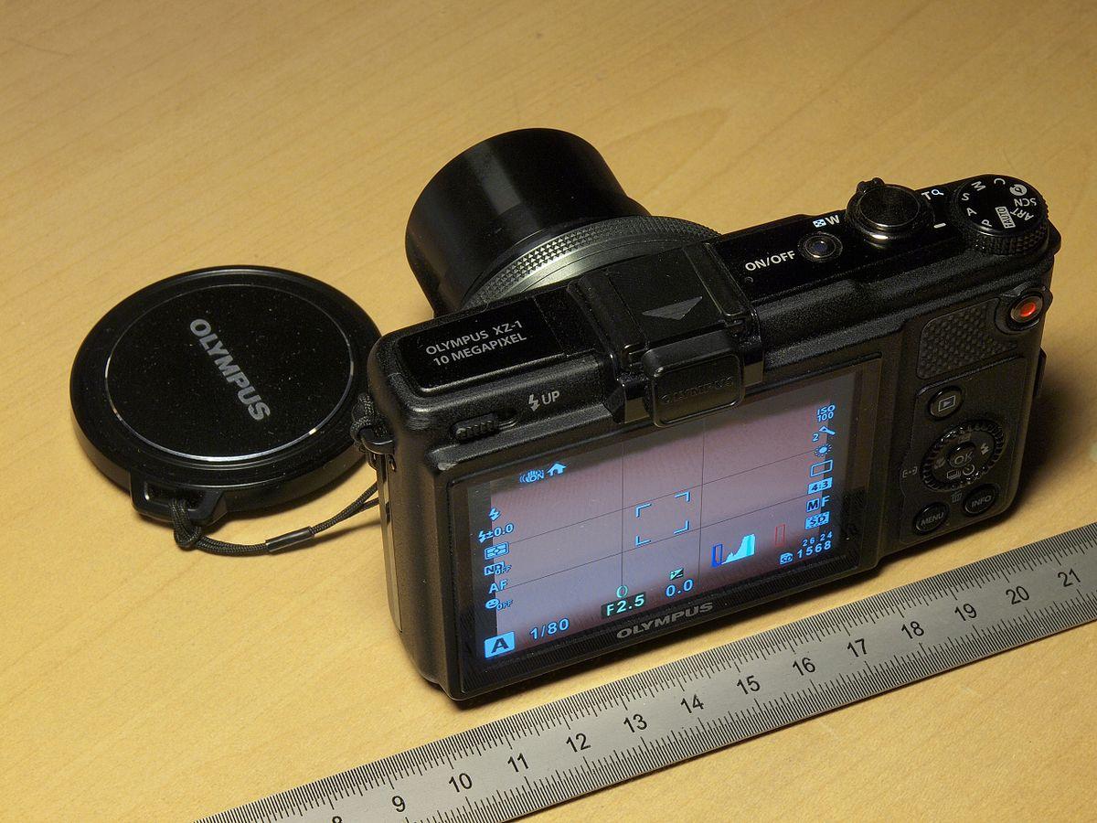 Video Camera Stabilizer >> Olympus XZ-1 - Wikipedia