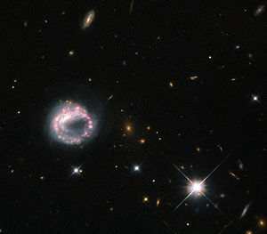 Catalogue of Galaxies and Clusters of Galaxies - Image: One ring to rule them all