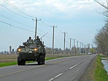 Operation Lotus St-Jean-sur-Richelieu 2011