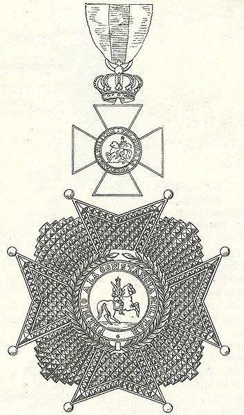 Archivo:Orde van Sint-Hermangildo Spanje model 1890.jpg