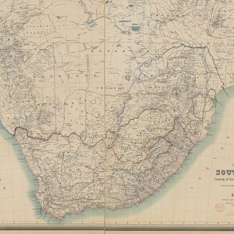 History of Swaziland - Southern Africa territories