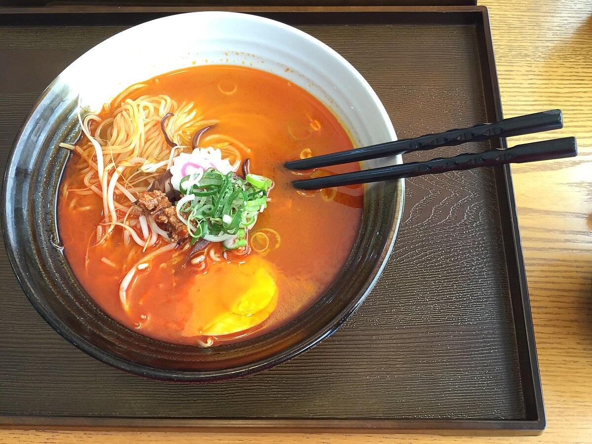 Ricetta Zuppa Giapponese.Ramen Wikipedia