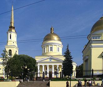 Andreyan Zakharov - Image: Orthodox Church, Izhevsk