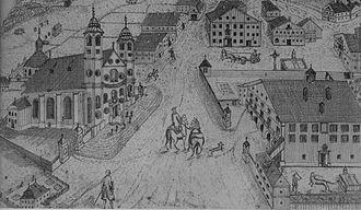 St. Johann in Tirol - St. Johann in Tirol 1740