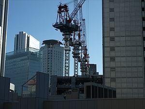 21st century Osaka
