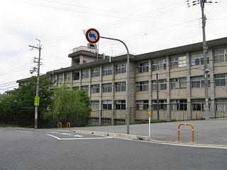Osaka Prefectural Kaifukan High School High school in Habikino, Japan