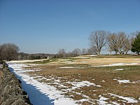 Otis Park Golf Club, fairway and Ragsdale House.jpg
