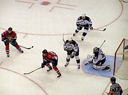 Ottawa v Tampa Bay around Tampa Bay goal April 22 2006.jpg